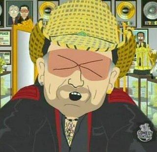 Bono - South Park