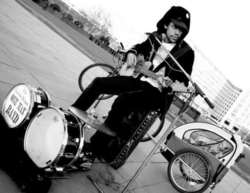 One Man Band - Lewis Floyd Henry