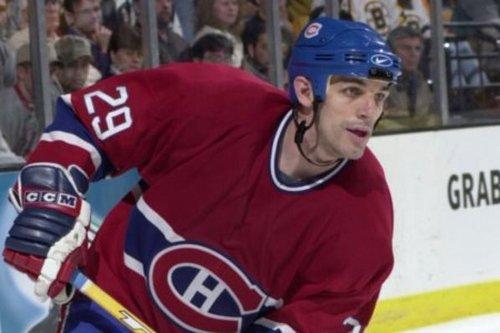 Gino Odjick - Canadiens de Montréal