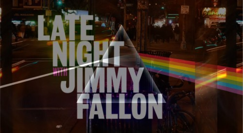 Pearl Jam - Mother - On Jimmy Fallon Pink Floyd Tribute Week