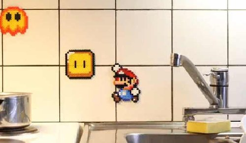 Spuer Mario Beads